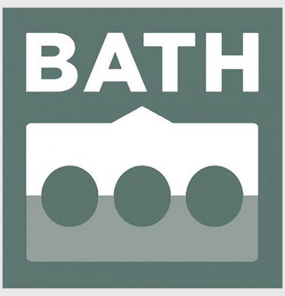 Logo for new bath.co.uk website