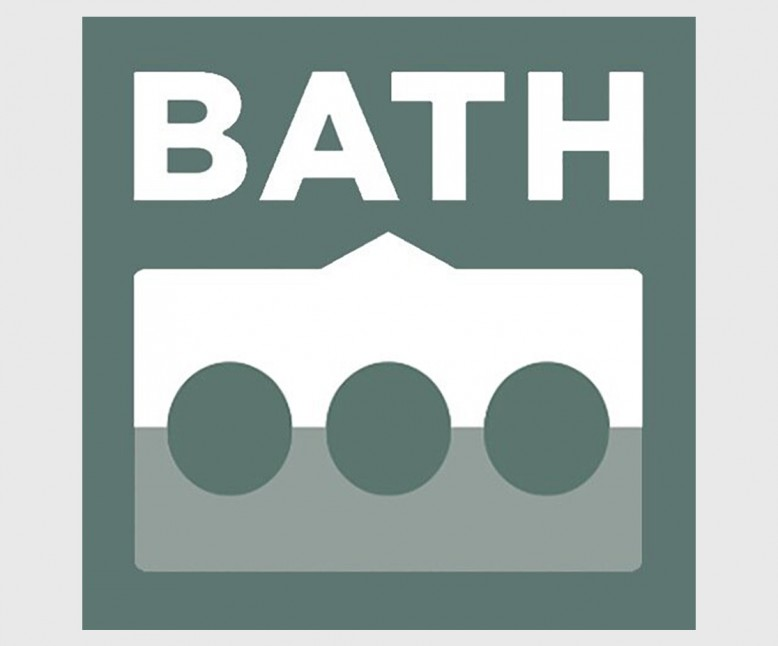 Logo for new bath.co.uk website